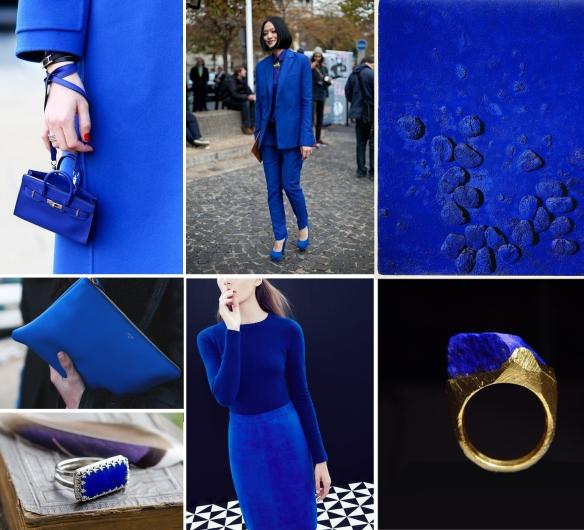 azul klein bianca