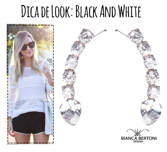 dica de lookblack and white 02