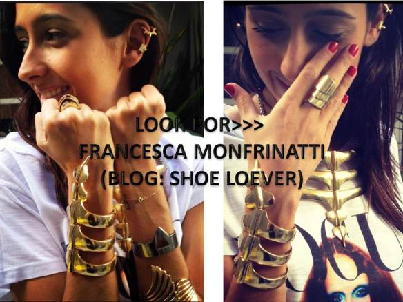 LOOK FRANCESCA MONFRINATTI BLOG SHOE LOVER